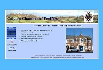 Colyton Chamber of Feoffees