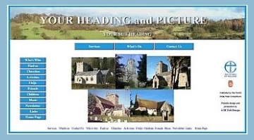 Website for Churches