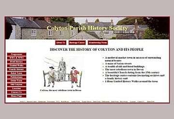 Colyton Parish History Society